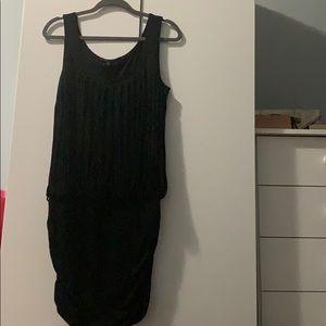 BCBGMAXAZRIA Cotton Dress
